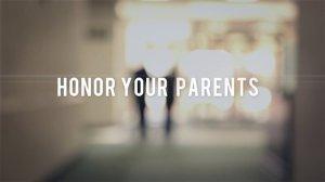 honor parents